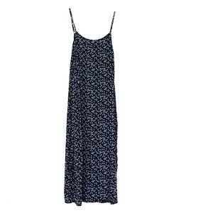Brandy Melville Floral Midi Dress